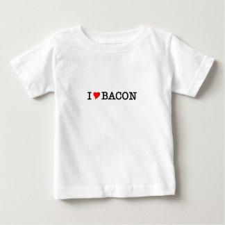 Bacon I Love Baby T-Shirt