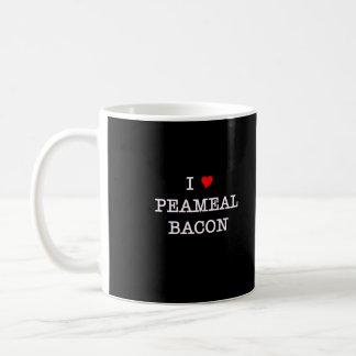 Bacon I Love Peameal Coffee Mug