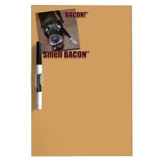 Bacon, I Smell Bacon Dry Erase Board