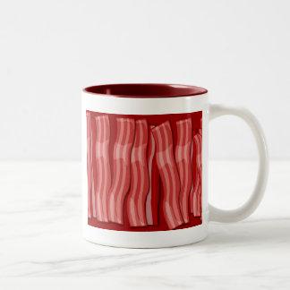 Bacon II Two-Tone Coffee Mug