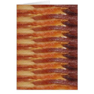 Bacon III Card