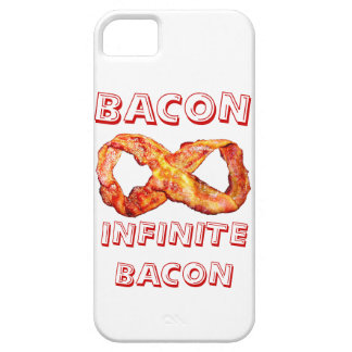Bacon Infinite Bacon iPhone SE/5/5s Case