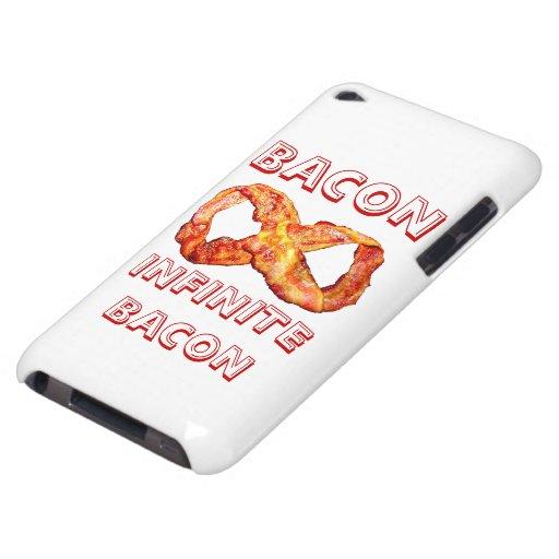 Bacon Infinite Bacon iPod Case-Mate Cases