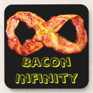 Bacon Infinity Beverage Coaster