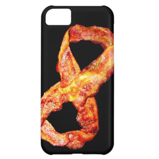 Bacon Infinity iPhone 5C Covers