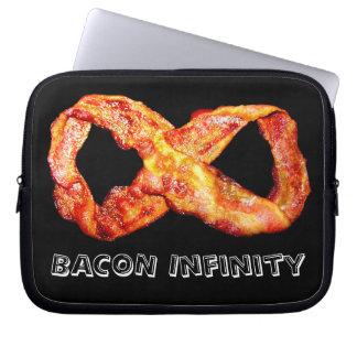 Bacon Infinity Laptop Sleeve