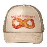 Bacon Infinity Mesh Hats