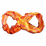 "Bacon Infinity Statuette<br><div class=""desc"">I believe what the world needs is an endless supply of bacon,  that would spread happiness far and wide.</div>"