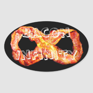 Bacon Infinity Stickers