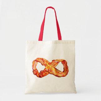 Bacon Infinity Tote Bag