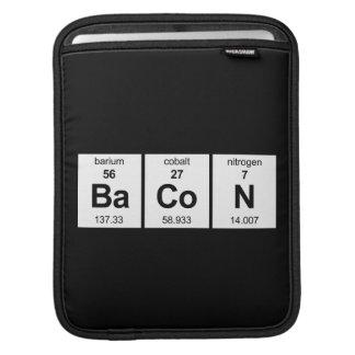 BaCoN iPad Sleeve