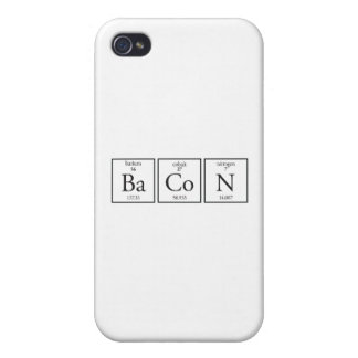 Bacon iPhone 4/4S Case