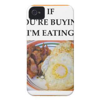 BACON iPhone 4 COVER