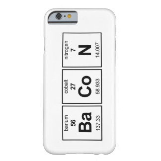 BaCoN iPhone 6 case