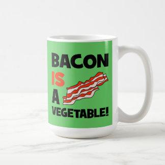 bacon is a vegetable coffee mug