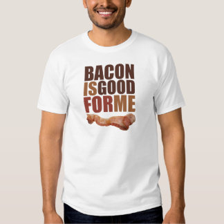 Bacon is Good for Me Dresses