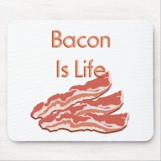 Bacon Is Life Mousepads