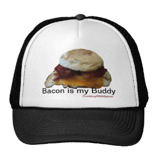 Bacon is my Buddy Hat