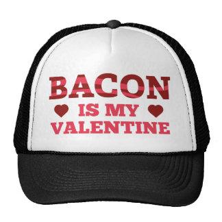 Bacon Is My Valentine Trucker Hat