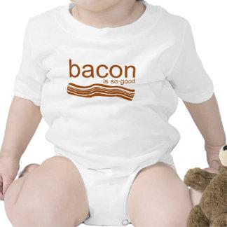 Bacon is so good romper