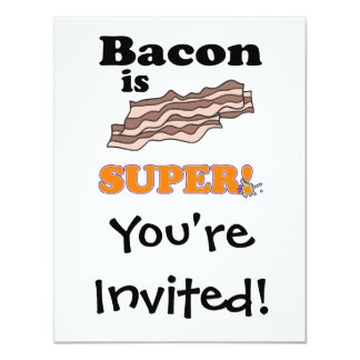 bacon is super card