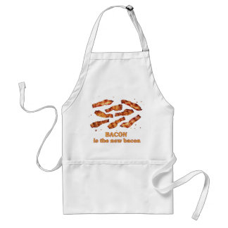 Bacon is the New Bacon Adult Apron