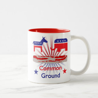 Bacon! It's Common Ground Two-Tone Coffee Mug