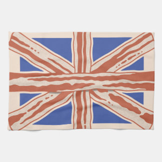 Bacon Jack Hand Towels