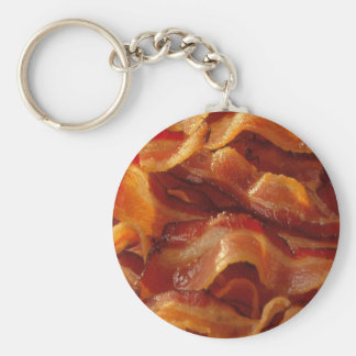 Bacon Keychain