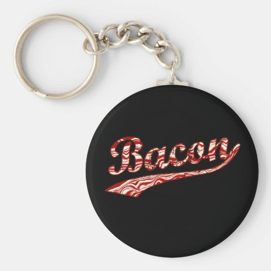 Bacon Keychain $7.50