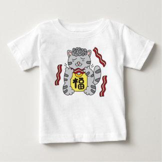 Bacon Kitty Cat Baby T-Shirt