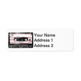 Bacon Label Cassette