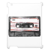 Bacon Label Cassette Cover For The iPad