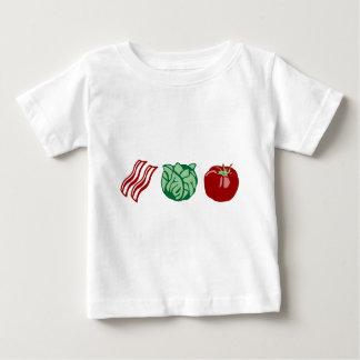 Bacon Lettuce & Tomato - The BLT! Baby T-Shirt