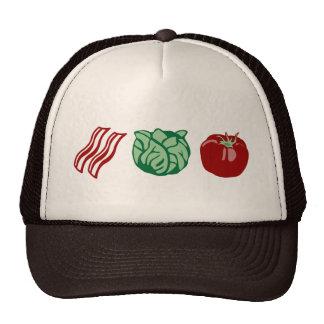 Bacon Lettuce & Tomato - The BLT! Trucker Hat