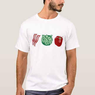 Bacon Lettuce & Tomato - The BLT! T-Shirt