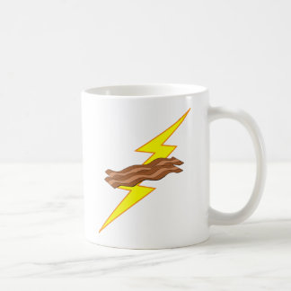 Bacon Lightning Coffee Mug