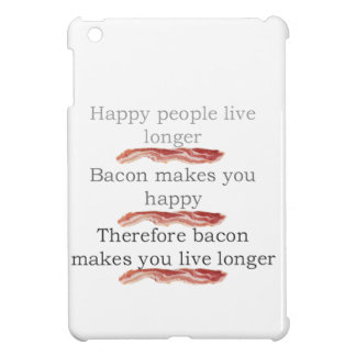 Bacon Logic with Bacon Case For The iPad Mini