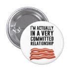 Bacon Love - A Serious Relationship Button