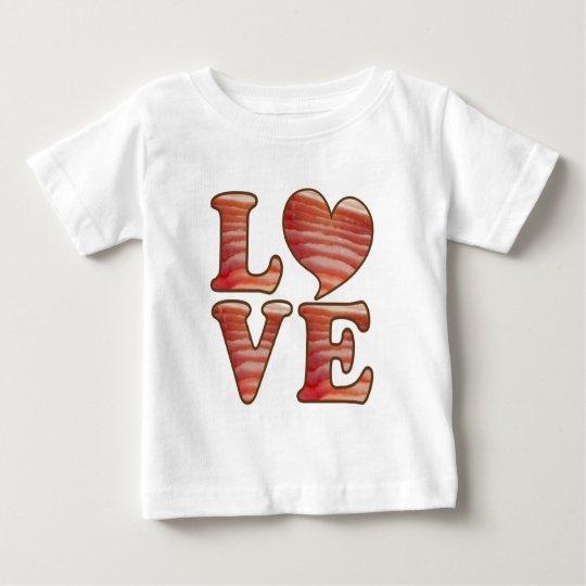 Bacon Love Baby T-Shirt