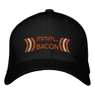 Bacon LOVE Embroidered Baseball Cap