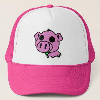 Bacon love trucker hat