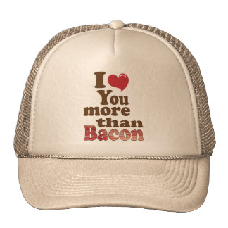 Bacon Lover Hat