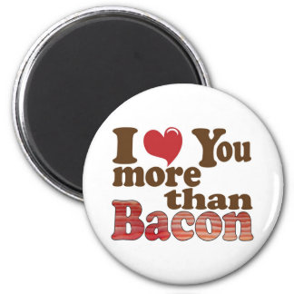 Bacon Lover Magnet