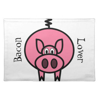 Bacon Lover Placemat