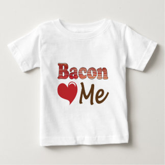 Bacon Loves Me T-shirts