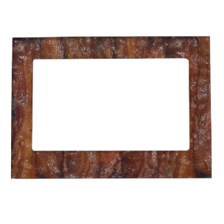 Bacon Magnetic Photo Frame
