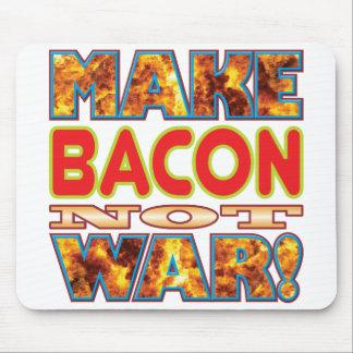 Bacon Make X Mouse Pad