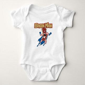 Bacon Man Infant Creeper