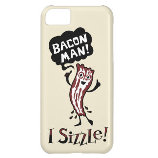 Bacon Man iphone 5 iPhone 5C Covers